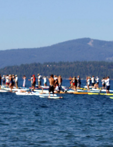 Tahoe Paddleboard
