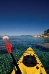 kayak lake tahoe