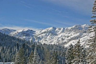 Alpine Meadows Ski Resort