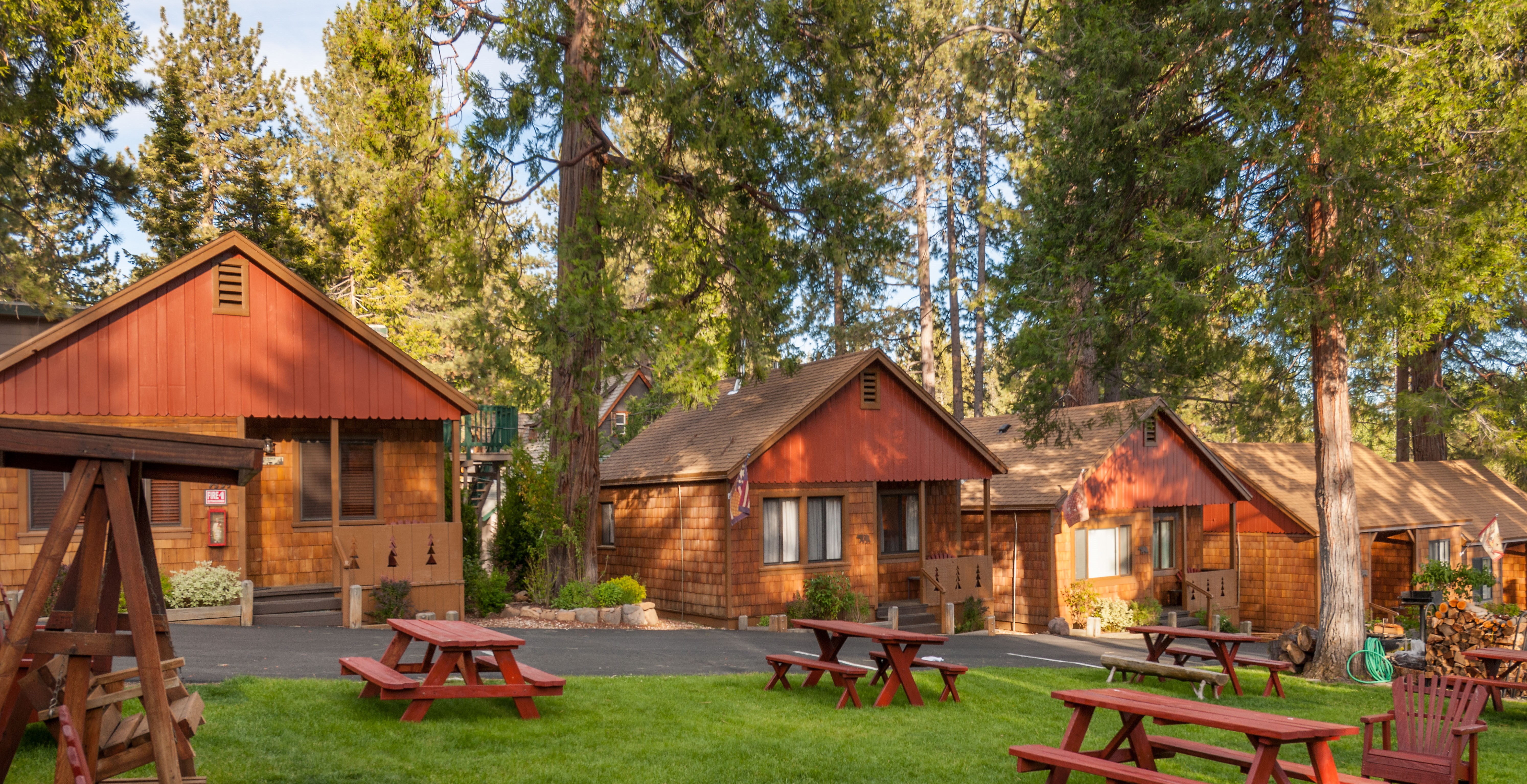 lake in what home cabins a style gambrel is tahoe truckee