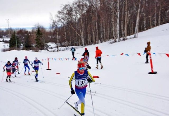 Far West XC Skier