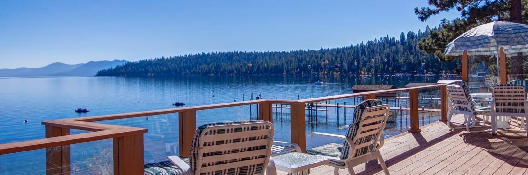 North lake tahoe vacation rentals view all properties for North lake tahoe cabin rental