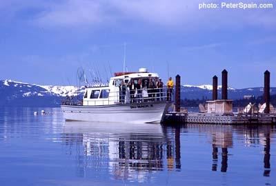 Mickey 39 s big mack charters go tahoe north for Lake tahoe fishing charters