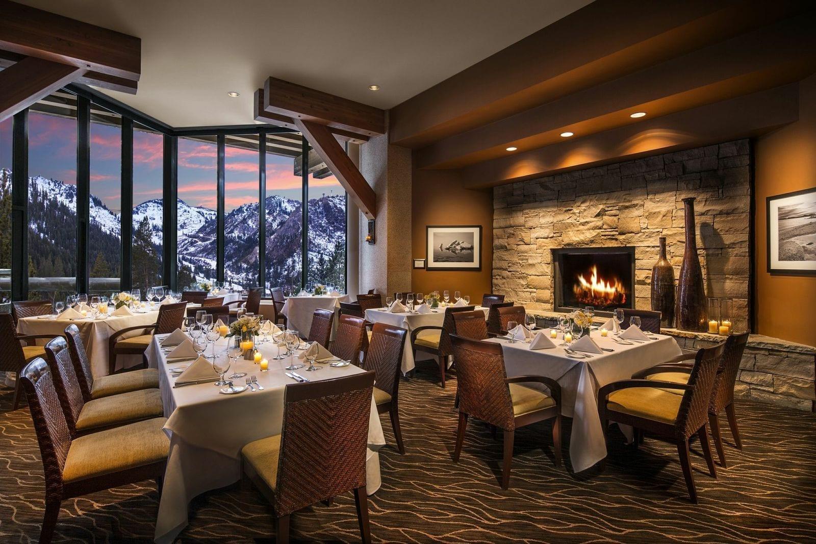 Resort At Squaw Creek Go Tahoe North