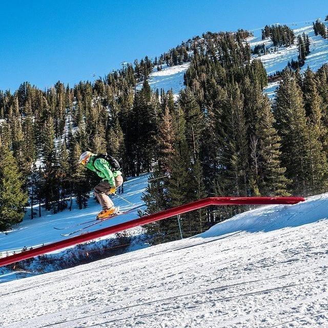 Ski Mt Rose