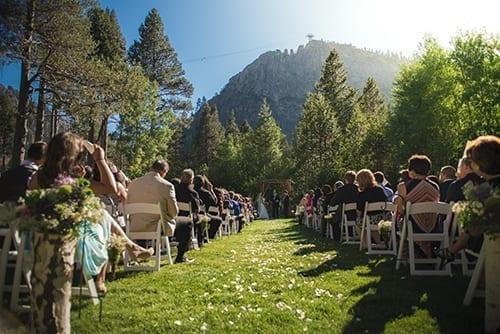 Squaw Valley Weddings Go Tahoe North