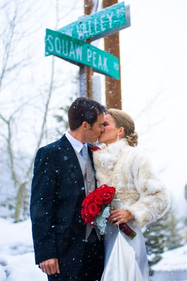 Recent North Lake Tahoe Wedding Images Slideshow Content Image 4 Squaw Winter 2