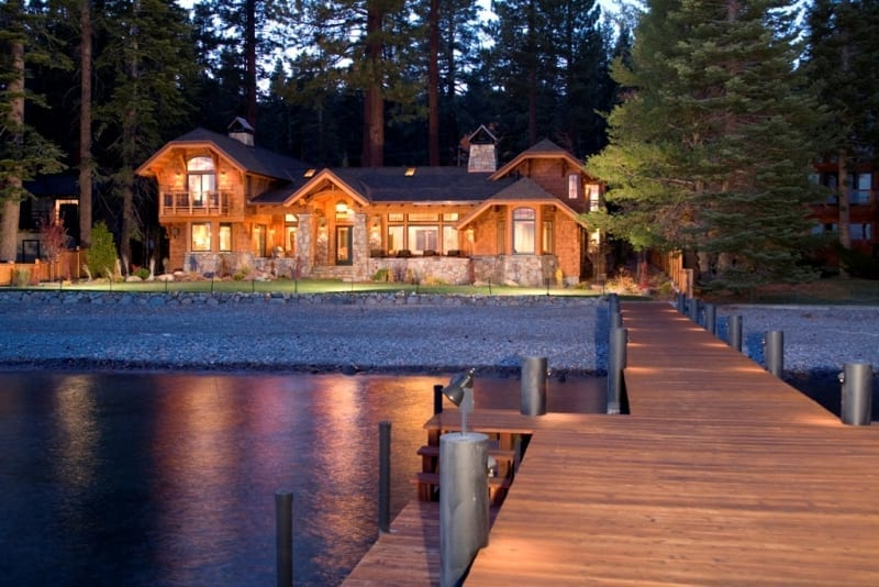 Lodging for North lake tahoe cabin rentals
