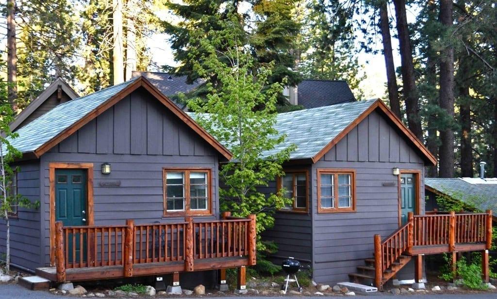 Tahoe vista lodge and cabins go tahoe north for North lake tahoe cabins