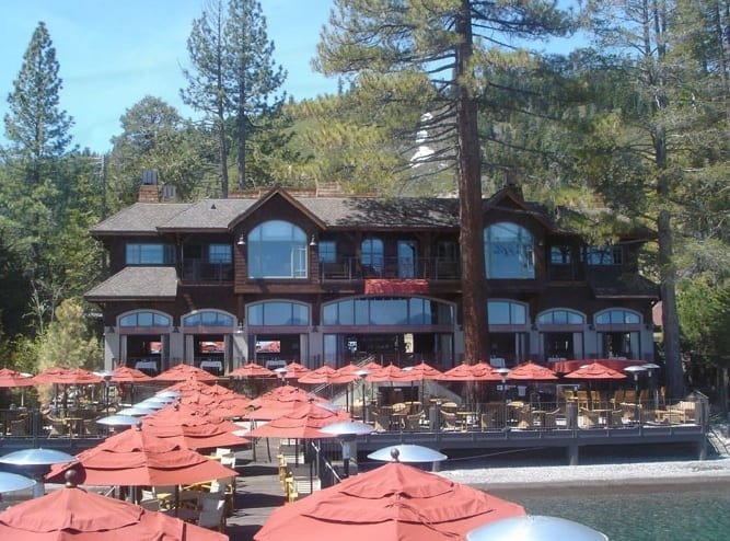 West Shore Cafe Lake Tahoe