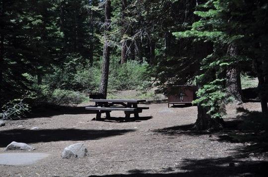 William Kent Campground - Go Tahoe North
