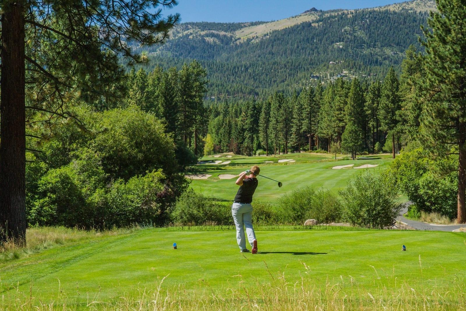 Incline Village Golf