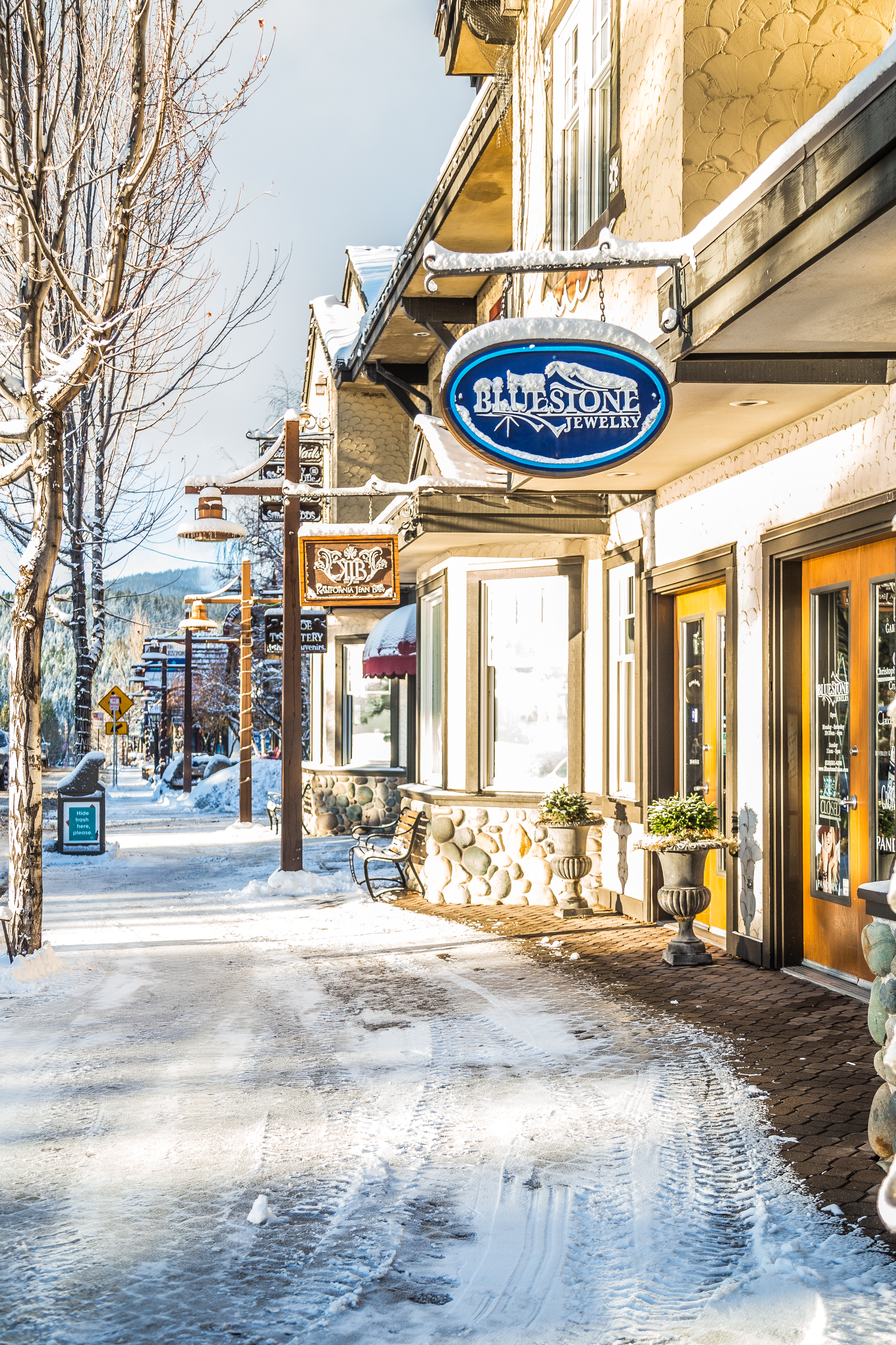 Urban Living In Tahoe City And Small Town Comforts Of Homewood Go Tahoe North