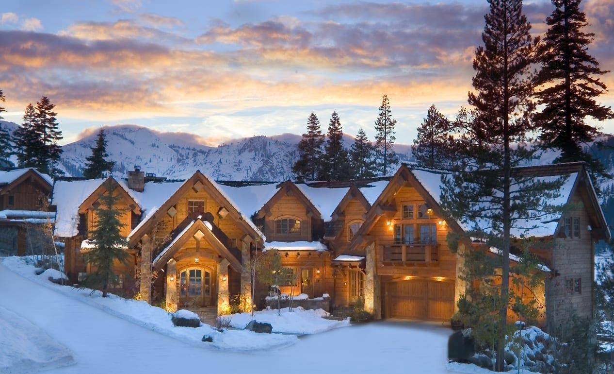 south ha tahoe cabin property den smokeys rental smokey log echo lake new cabins s