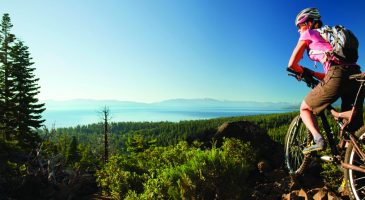 From Disc Golf to Dangling from Aerial Silks, North Tahoe Serves up Summer Adventures for Everyone