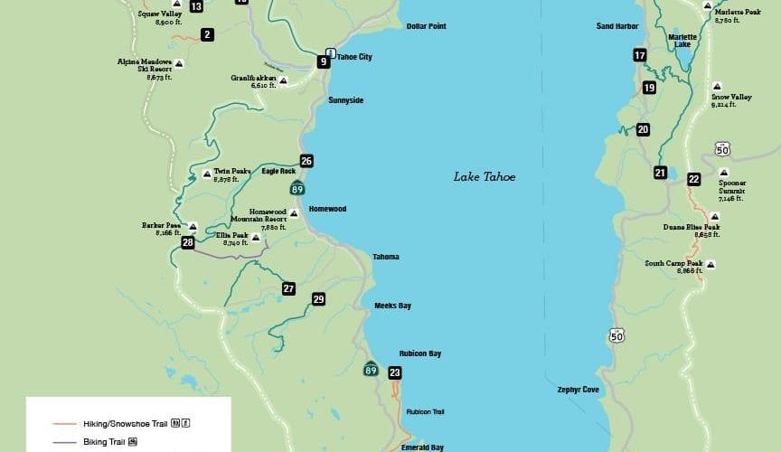 What's Trending - North Lake Tahoe Waterways