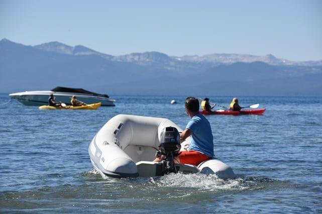 Buoy Rentals Lake Tahoe