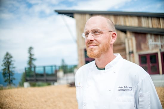 Northstar California Executive Chef Steve Anderson