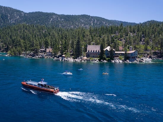 Thunderbird Lodge Yacht North Lake Tahoe