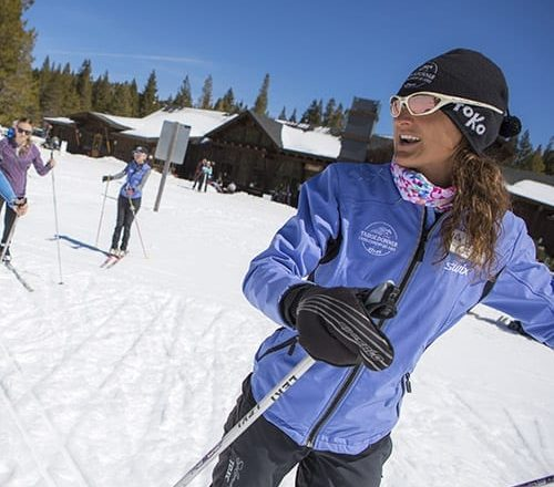 Tahoe Donner XC-Salm