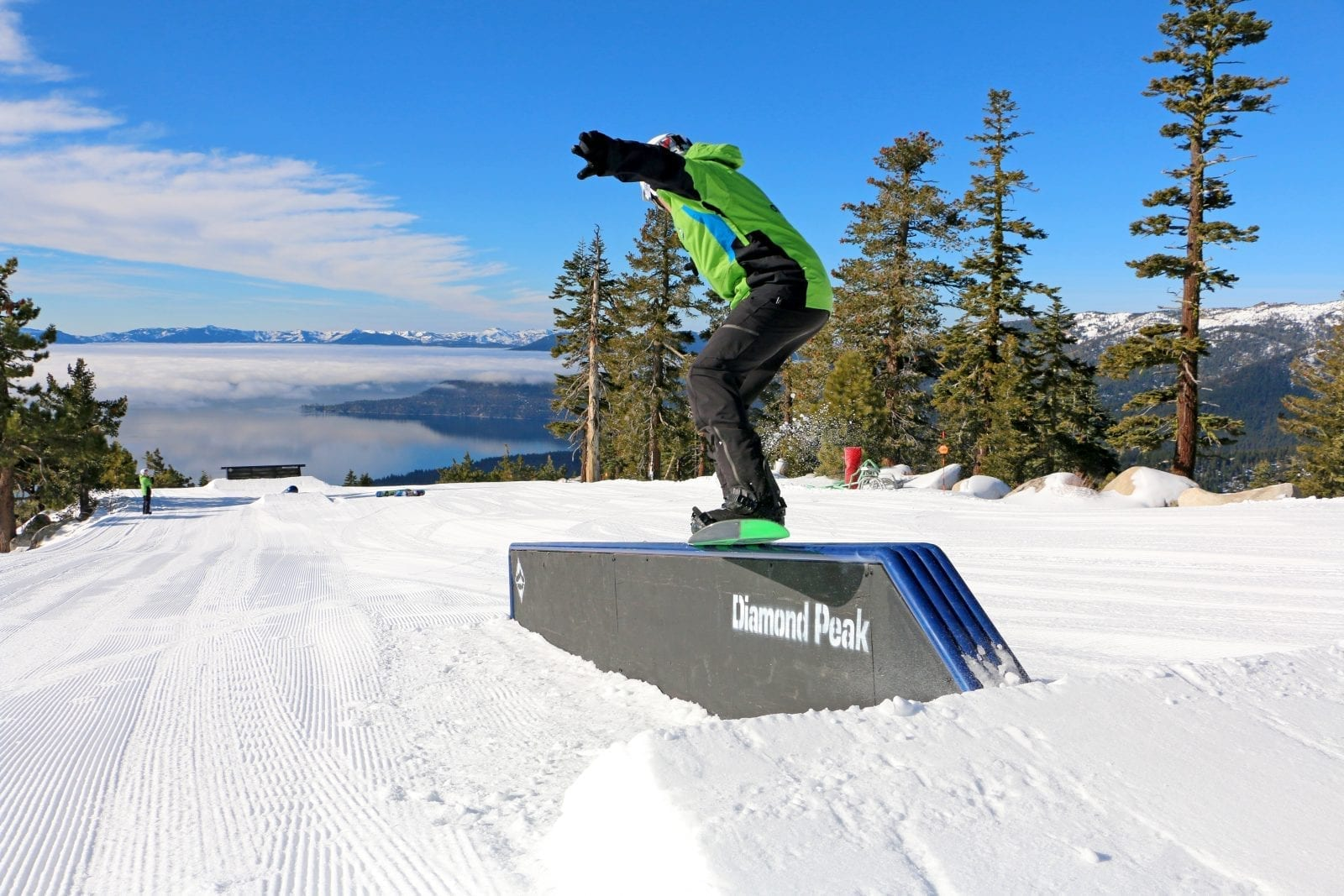 North Lake Tahoe's 12 Downhill Resorts are open!