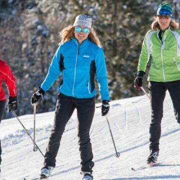 Tahoe Donner XC-Skiing 2
