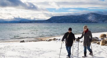 The Athlete's Guide to a Lakeside Winter in North Lake Tahoe