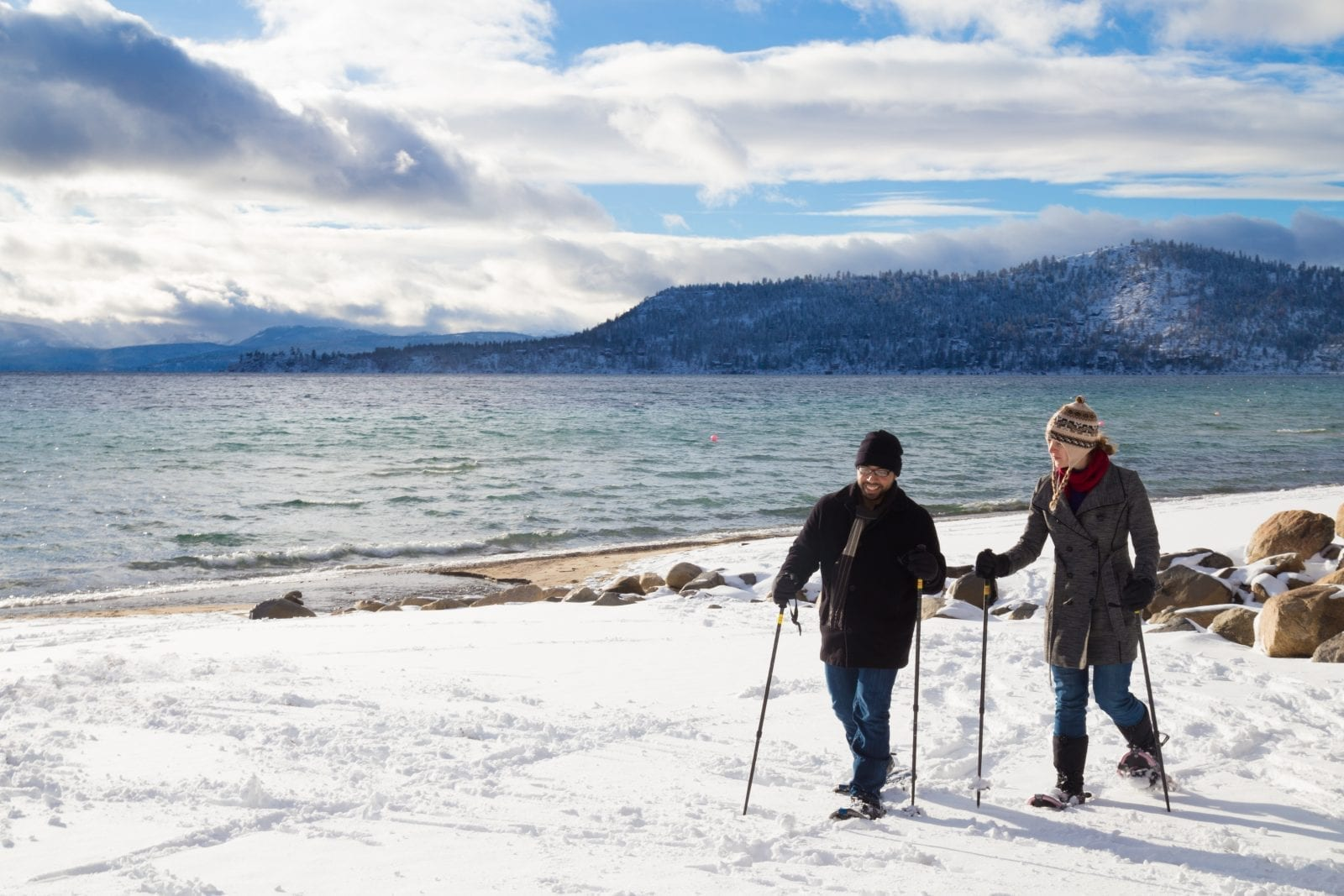 Get some active rest in North Lake Tahoe! Photo courtesy of Incline Village.