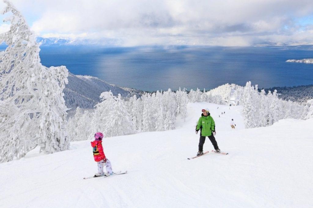 Enjoy these amazing North Lake Tahoe resorts!
