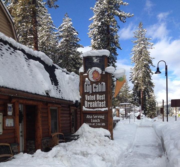 Fuel up at North Lake Tahoe!