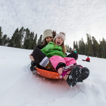 Family fun in North Lake Tahoe!
