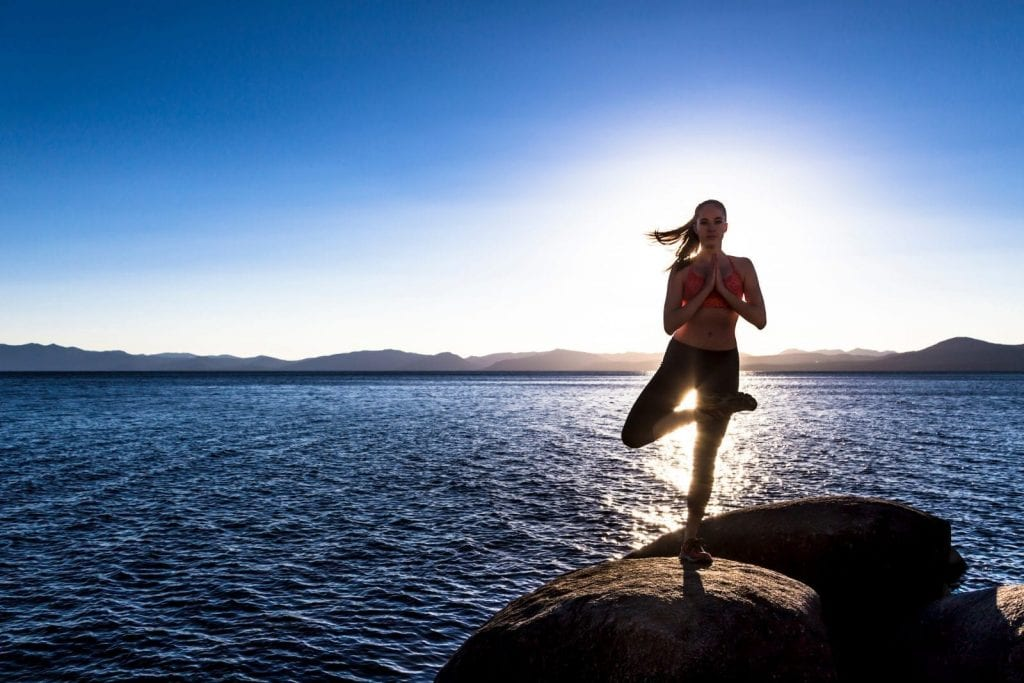 Wellness opportunities are abound during your North Lake Tahoe vacation.