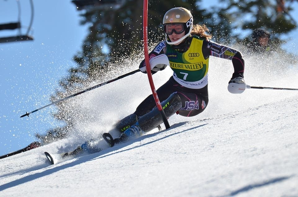 Experience North Lake Tahoe through the eyes of a would-be Olympian.