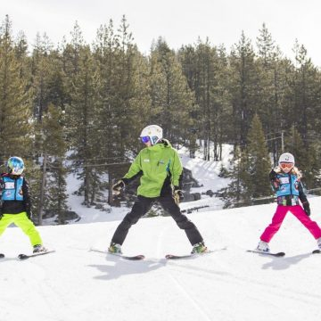 Good gear goes a long way when learning to ski and snowboard.