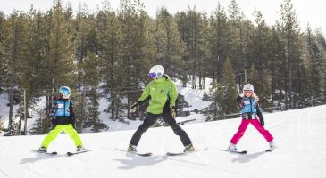 A First Timer's Guide to Skiing and Snowboarding in North Lake Tahoe