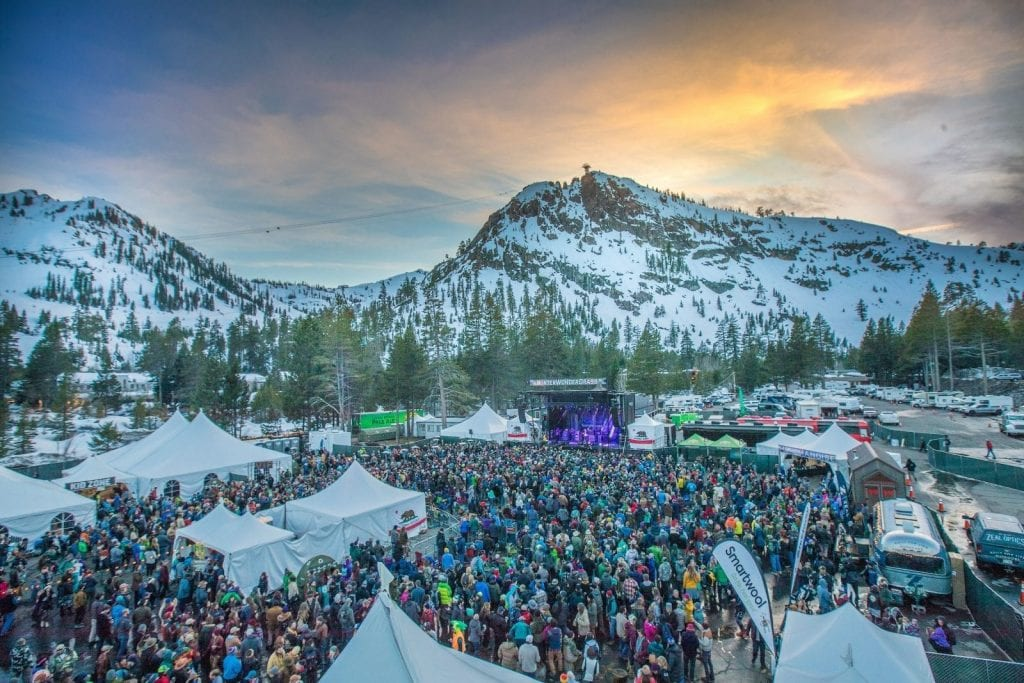 North Lake Tahoe's iconic beauty will be on full display at Winterwondergrass 2018!
