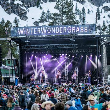 Experience Winter Wondergrass Tahoe Festival!
