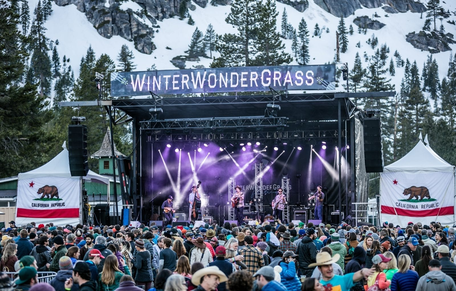 Experience Winter Wondergrass Tahoe Festival!