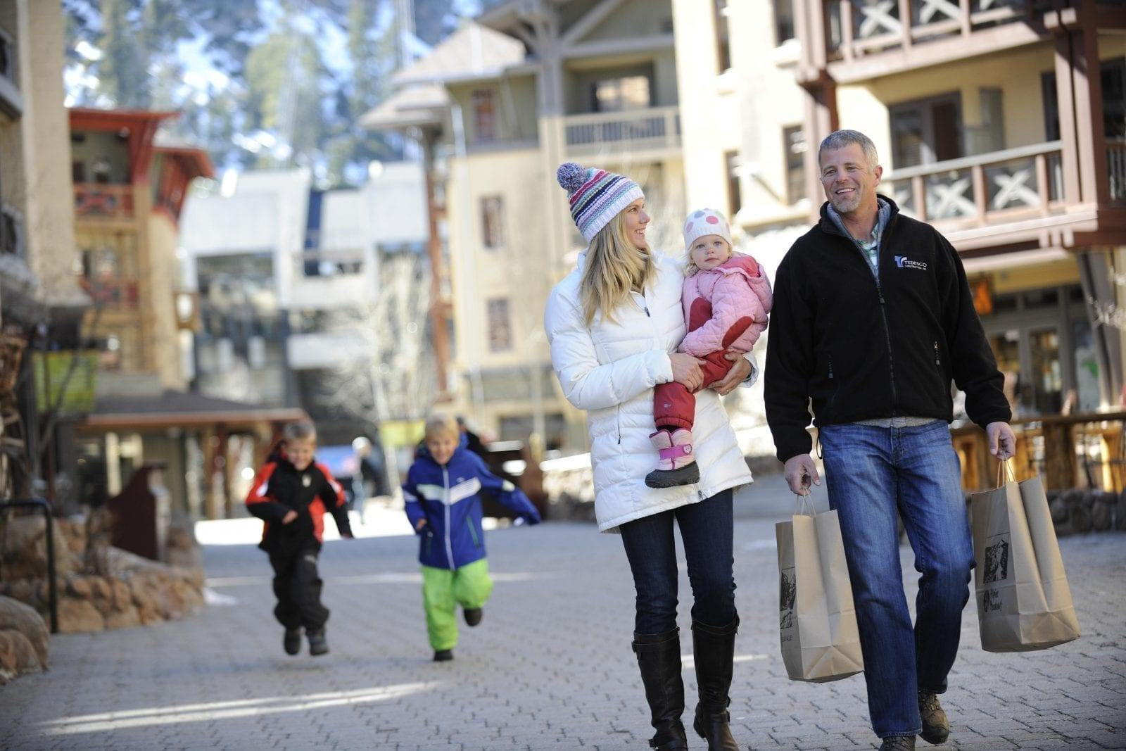Shopping North Lake Tahoe is an experience like nowhere else!
