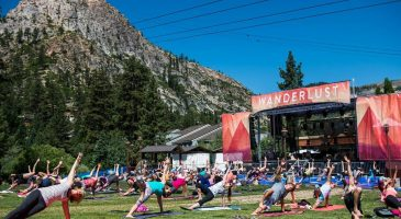 Find Wellness and Wanderlust at Tahoe's Summer Playground