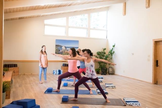 Yoga classes Tahoe