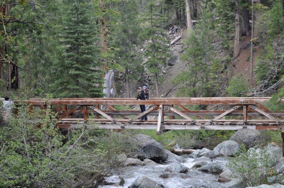 Hike Tahoe after burning man.