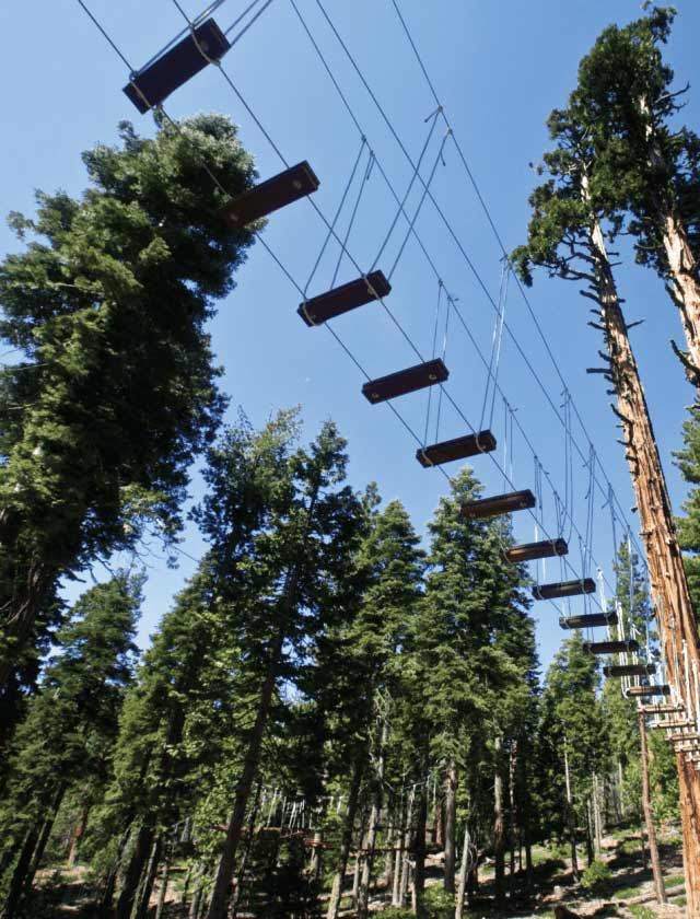 Tahoe Ropes Course