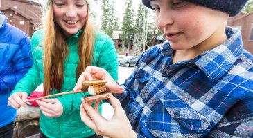 Tahoe Lakeside S'more Tour