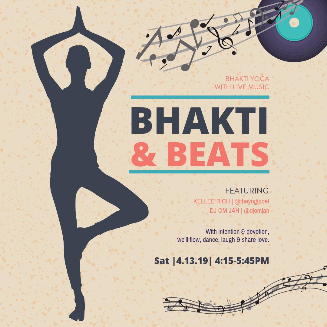 Bhakti & Beats: Yoga and Live Music - Go Tahoe North