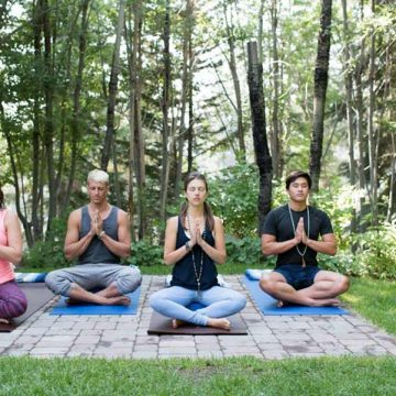 Granlibakken Tahoe wellness yoga