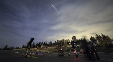 Wish Upon a Star: Where to Stargaze in North Lake Tahoe