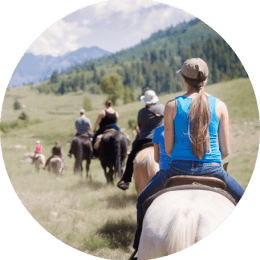 Equestrian Wilderness trails