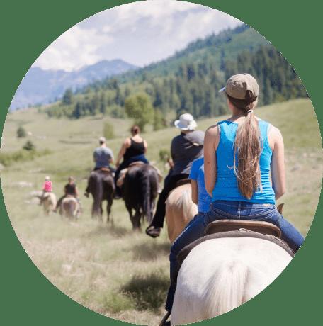 Equestrian Wilderness trails
