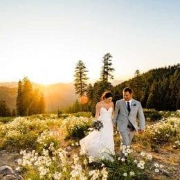Northstar Wedding Sunlight